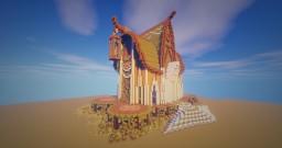 Elvish Build Minecraft Project