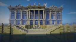 Baroque Palace/Opera  house Minecraft Project