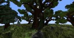 Dryad's forest Minecraft Map & Project
