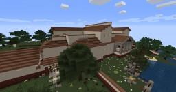 Roman Domus Minecraft