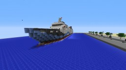 Car Ferry Minecraft Map & Project