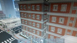 Felys Town Minecraft Map & Project