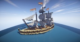 Royston Sailor Ship | DOWNLOAD Minecraft Map & Project