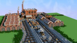 Old factory By D-fantome Minecraft Map & Project