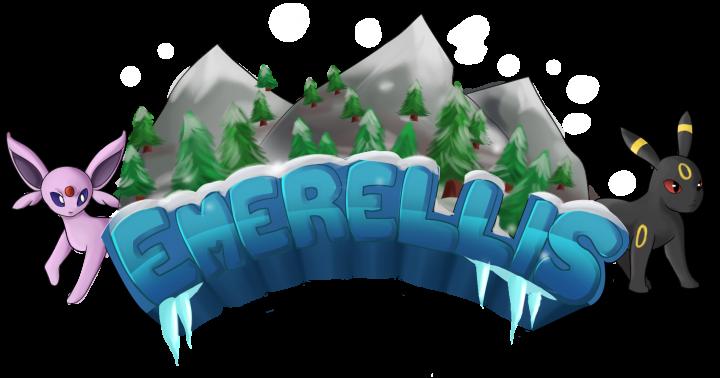 Emerellis Pixelmon Logo
