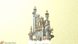 SHAMAR  -- The flying castle Minecraft Project
