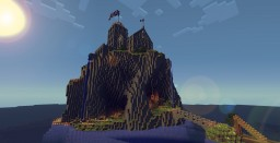 Clifftop Castle Minecraft Map & Project