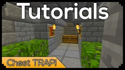 EASY! Best Chest Trap  - 1.10 Minecraft Blog Post