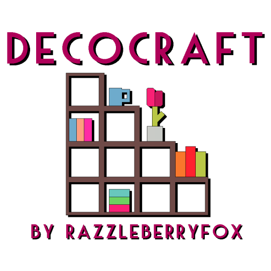 Popular Mod : [1.12.2] ~DecoCraft ~ Decorations for Minecraft!!