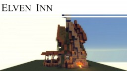 -= Lvl 19 Elven Inn =- Minecraft