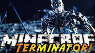 Minecraft The Terminator Mod w/ Termiantor Movie Map Minecraft Map & Project