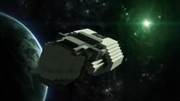 Necrai-Class Shuttle Minecraft Project