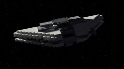 Necrox-Class Shuttle Minecraft Map & Project
