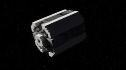 Cargo Pod Minecraft Project