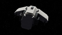 Necra-Class Troop Transport Minecraft Map & Project
