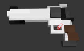 McCree s Revolver That I Made