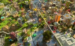 Sandton City 2 Minecraft Project