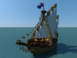 Small Ship - Erithraea Minecraft Map & Project