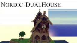 -= Lvl 16 =- Nordic DualHouse Minecraft