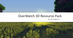 OverWatch 3D Resource Pack [W.I.P.] [1.10] Minecraft Texture Pack