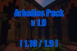 [1.9x] [1.10x] Arkelios Blue Pack 1.9 Minecraft Texture Pack