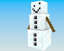 Snowman's Hello [Minecraft Animation] Minecraft Blog Post