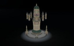 Cosmopolitan Tower Minecraft Map & Project
