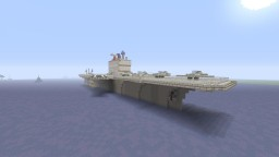Groupe aéronaval Européen / European carrier group Minecraft