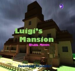 Luigi's Manson Dark Moon (Adventure Map) Minecraft Map & Project
