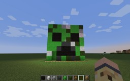 Creeper Head (with a secret)