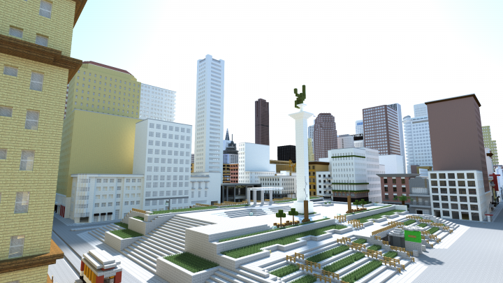 SFMC CANCELLED Minecraft Project
