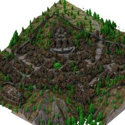 "~♦~Medieval city ~♦~ ""Rutegard"" ~♦~"