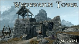 Skyrim - Whitewatch Tower Minecraft Map & Project