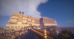 The Edawg Grand Hotel! (Edawg878 warp competition 1st place) 500x500 Minecraft Map & Project