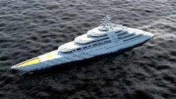 My Lovely yacht Minecraft Project