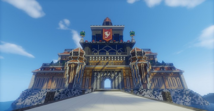 Fairy Tail Guild Minecraft Project