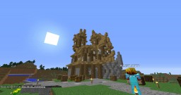 Medieval Bakery - Curington Project Minecraft Map & Project
