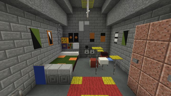 Raphaels Bedroom