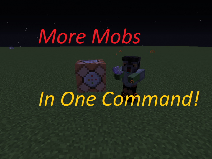 how to kill mobs in minecraft command