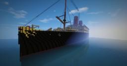 SS Wasserburg Minecraft