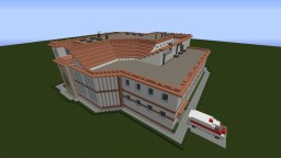 Custom Hospital - By Karlo (SkillySer) Minecraft