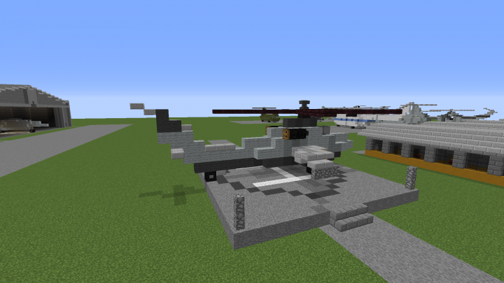 US Military Pack #3 Update Minecraft Project