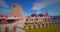 Elecom Nuclear Plant Minecraft Map & Project