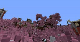The Sacred Giant Blossom Grove [Contest] Minecraft Map & Project