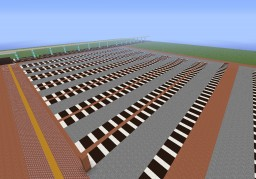 Parking Lot Minecraft Map & Project