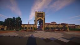 Universal Studios Orlando + CityWalk Minecraft