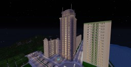 Office tower & apartments Minecraft Map & Project