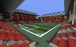 Anfield Stadium Minecraft Project