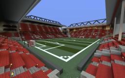 Anfield Stadium Minecraft