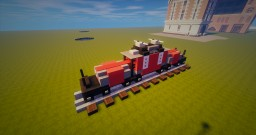 Aurianne Express Minecraft Map & Project